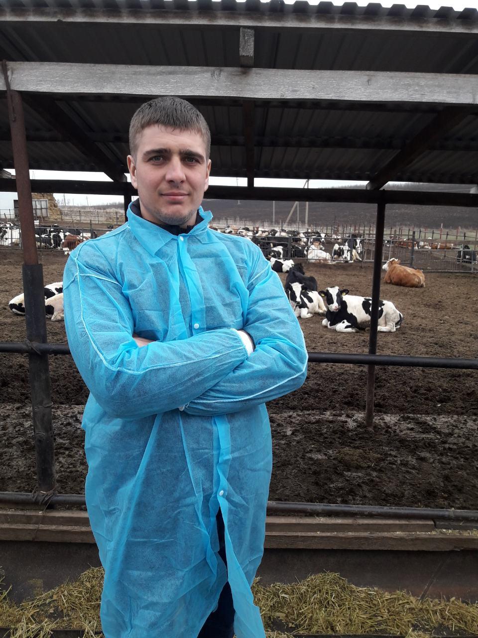 Fermierul Lunii Martie este BULAT CRISTIAN, tînărul din Cușmirca,  r. Soldănești.